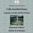 celtic inscribed stones project