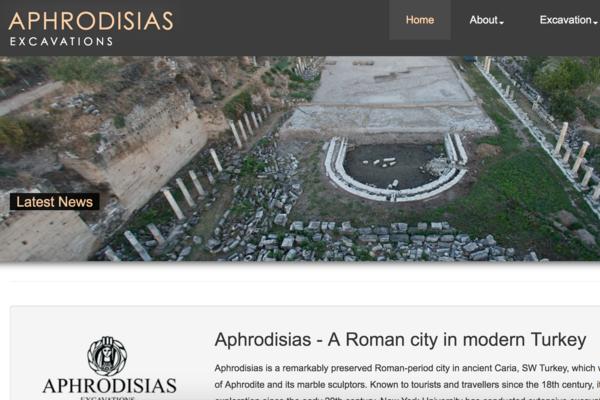 aphrodisias excavations