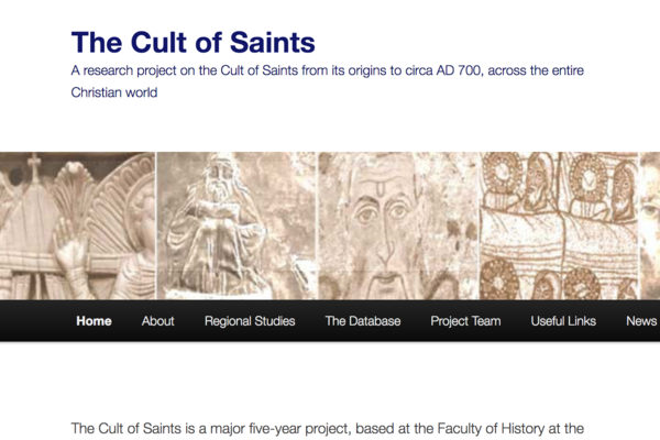 cult of saints