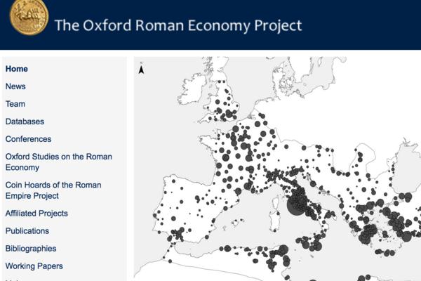 oxford roman economy project